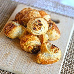 Chicken Puff Pastry