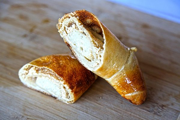 Sweet Cheese Roll