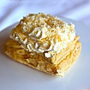Vanilla Puff Pastry